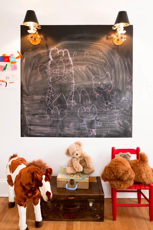 Chambres D Enfants Peinture à Tableau Noir