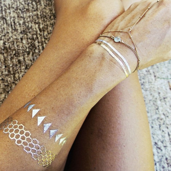 Flash Tattoos // Lena