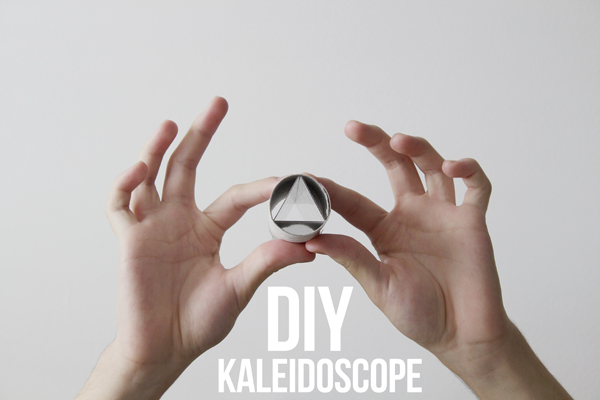 kaleidoscope DIY