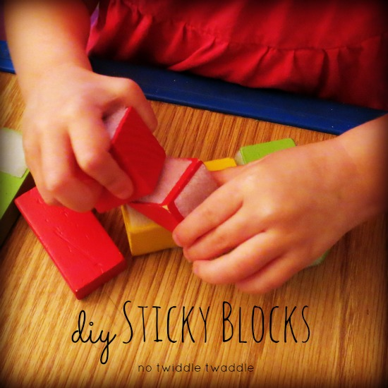 sticky blocks // no twiddle twaddle