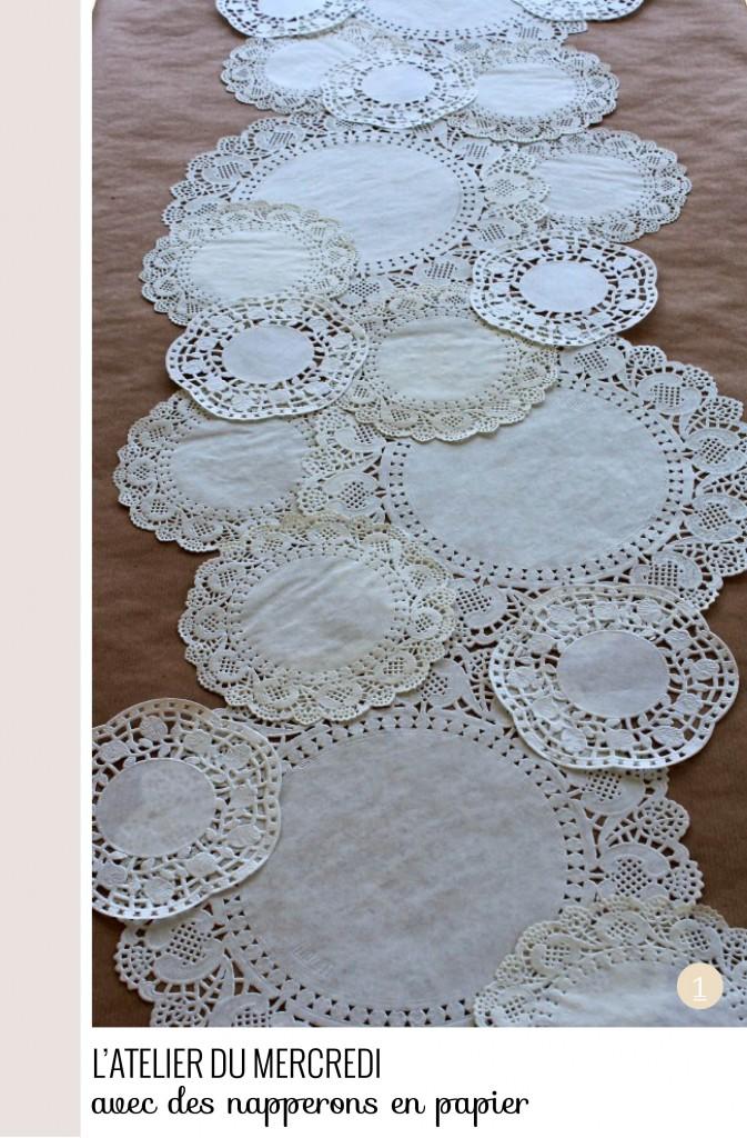 DIY atelier-mercredi-napperons-papier