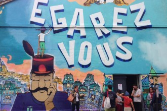 Ouverture exceptionnelle de la gare de Saint-Ouen