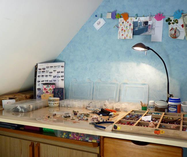 Dans l'atelier de Ré-Créative