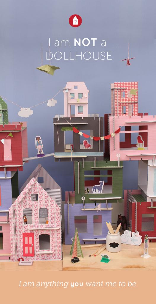Les maisons de poupées de Lille Huset