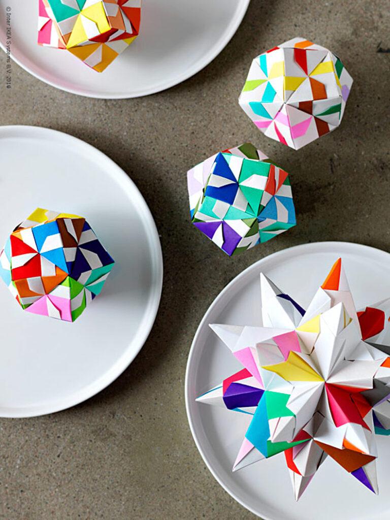 origami // Foto: Nina Broberg