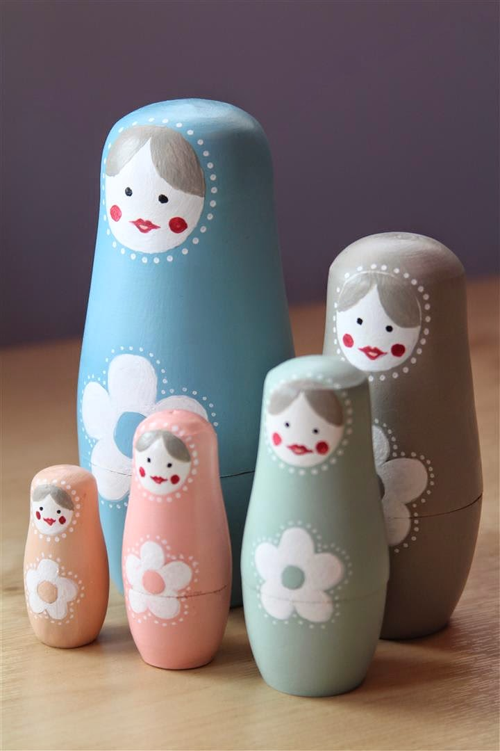 russian dolls // emuse