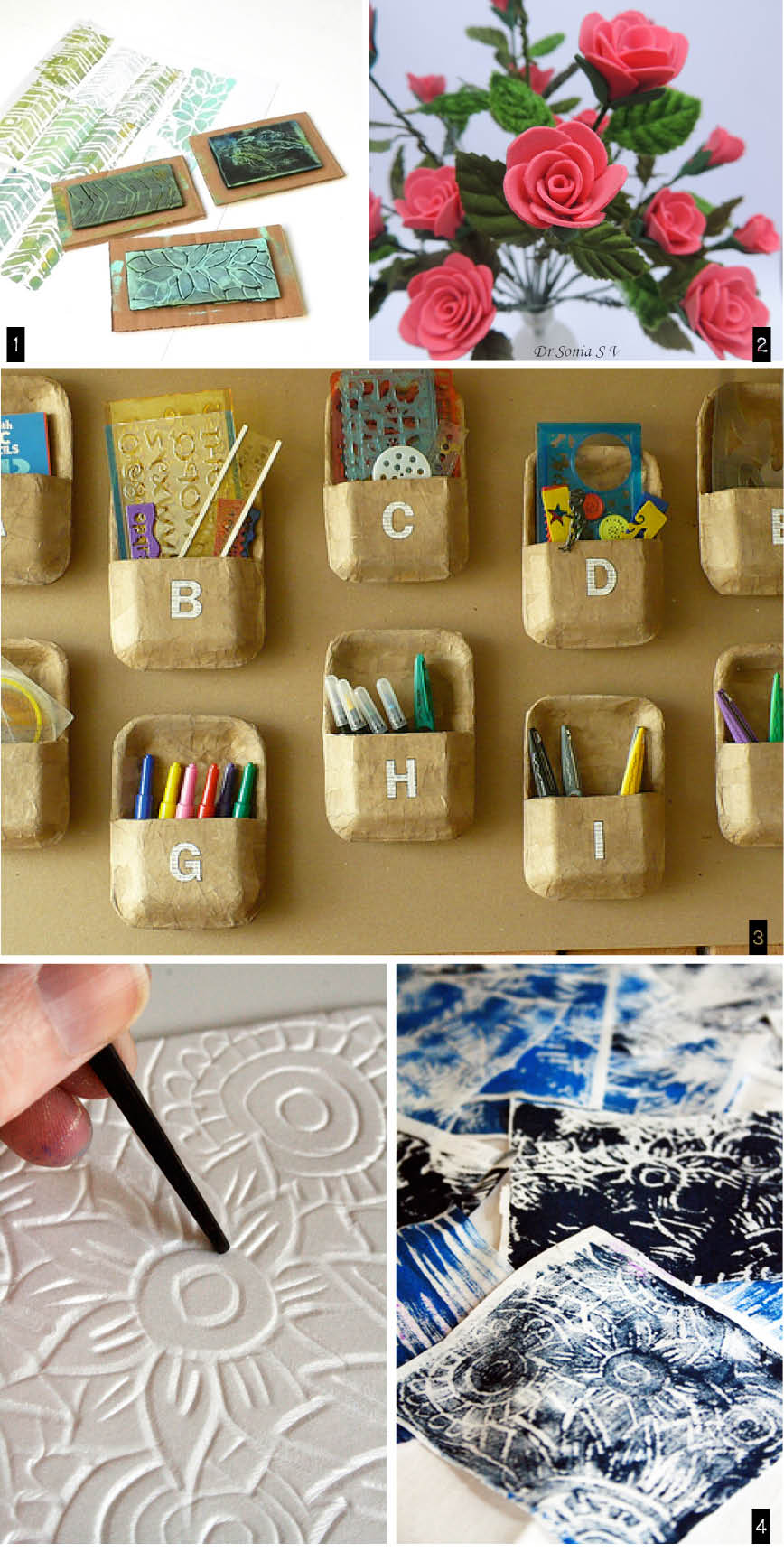 Super 12 DIY avec des barquettes en polystyrène IN34