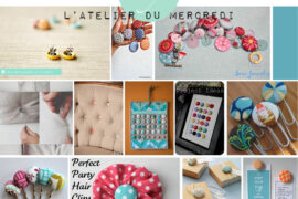 DIY Fabric Covered Buttons