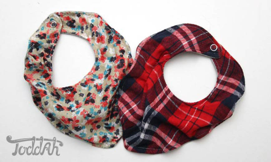 DIY avec des foulards // Scarf Repurpose