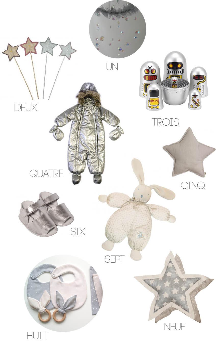 shopping : la tête dans les étoiles