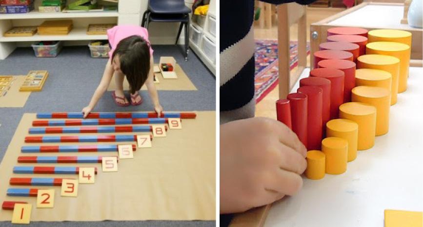 Graine à grandir Ecole Montessori