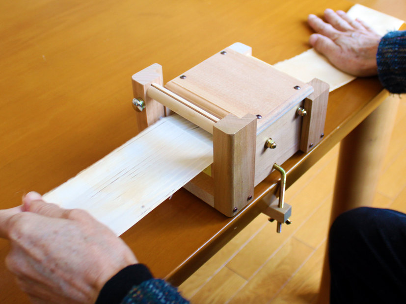 SAORI SAKI ORI cutting tool (fabric cutter) // Saoristyle
