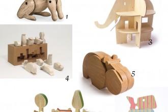 Sélection de Noël : 7 animaux design
