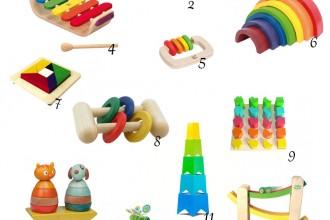 Sélection de Noël : 16 jouets d'éveil