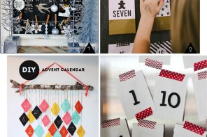 A simple Advent // simples calendriers de l'avent