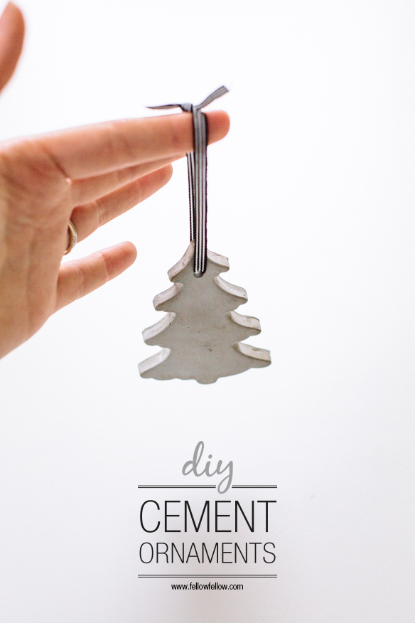 CementOrnaments // Fellow Fellow