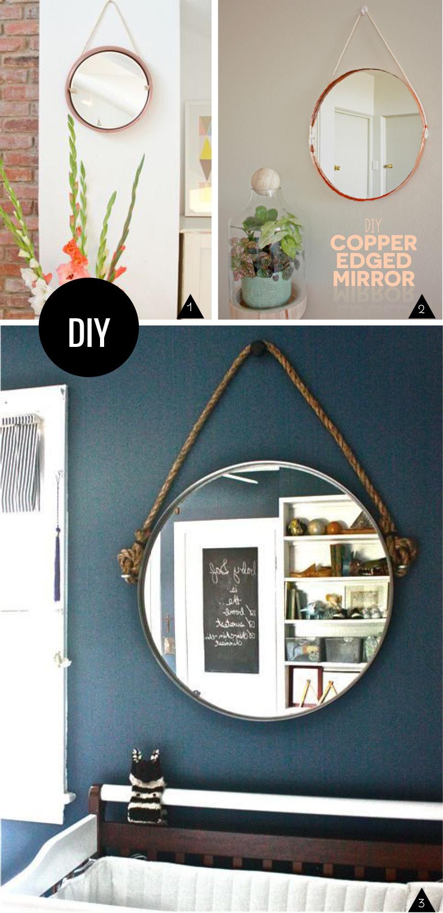 DIY Mirror