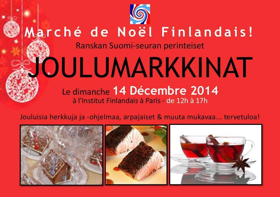 marche noel institut finlandais