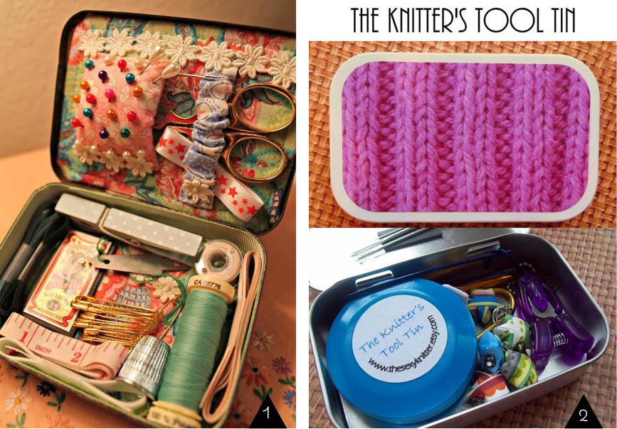 diy Altoids kit crafts