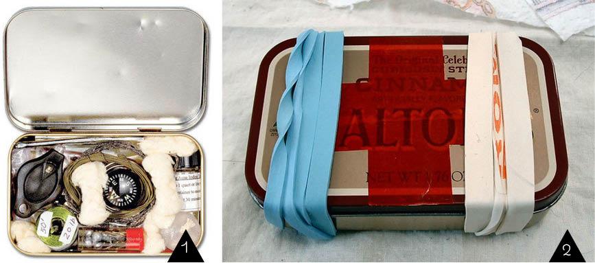 diy Altoids kit