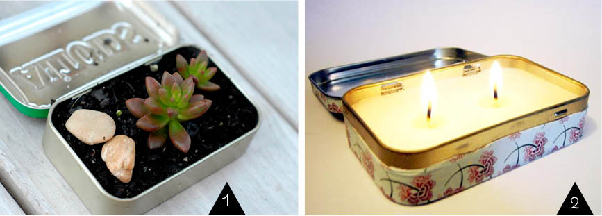diy Altoids zen crafts
