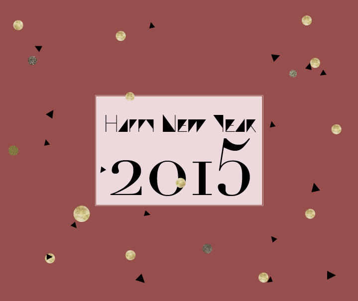 Happy new year // Plumetis magazine