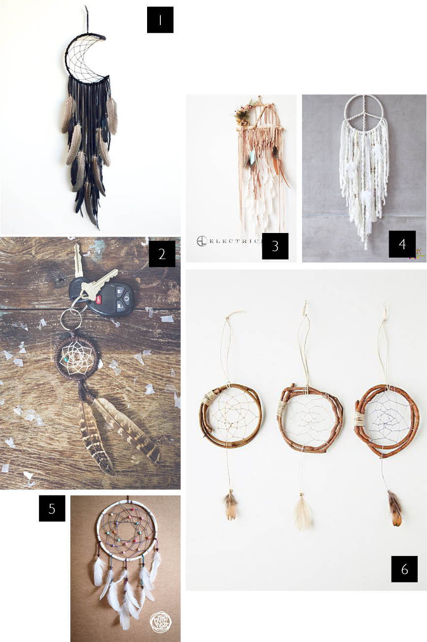 shopping dream catchers