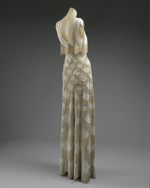 Madeleine Vionnet  -1938 // The Metropolitan Museum of Art