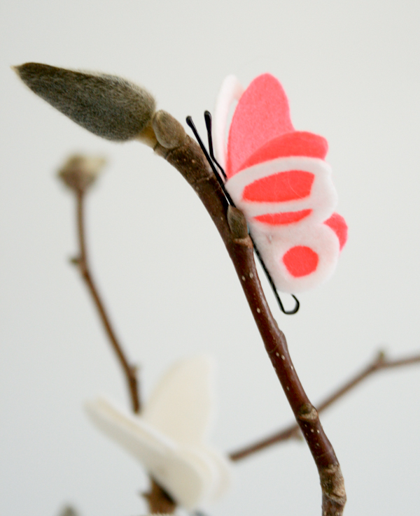butterfly-hairpins // The Purl Bee