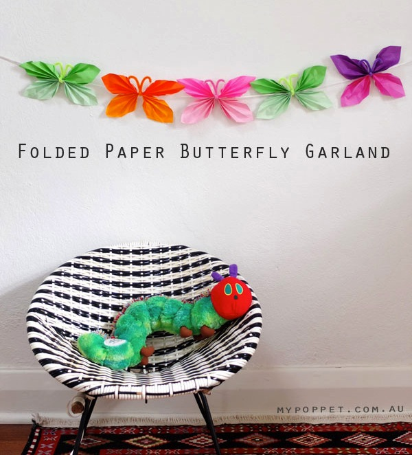 butterfly // My Poppet