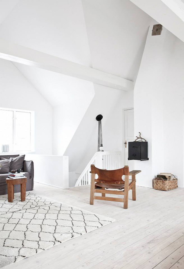 A converted fisherman's cottage //thestylefiles