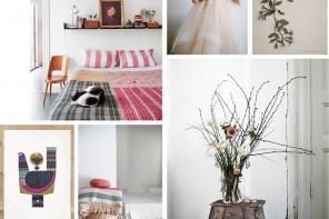 inspiration rose printemps