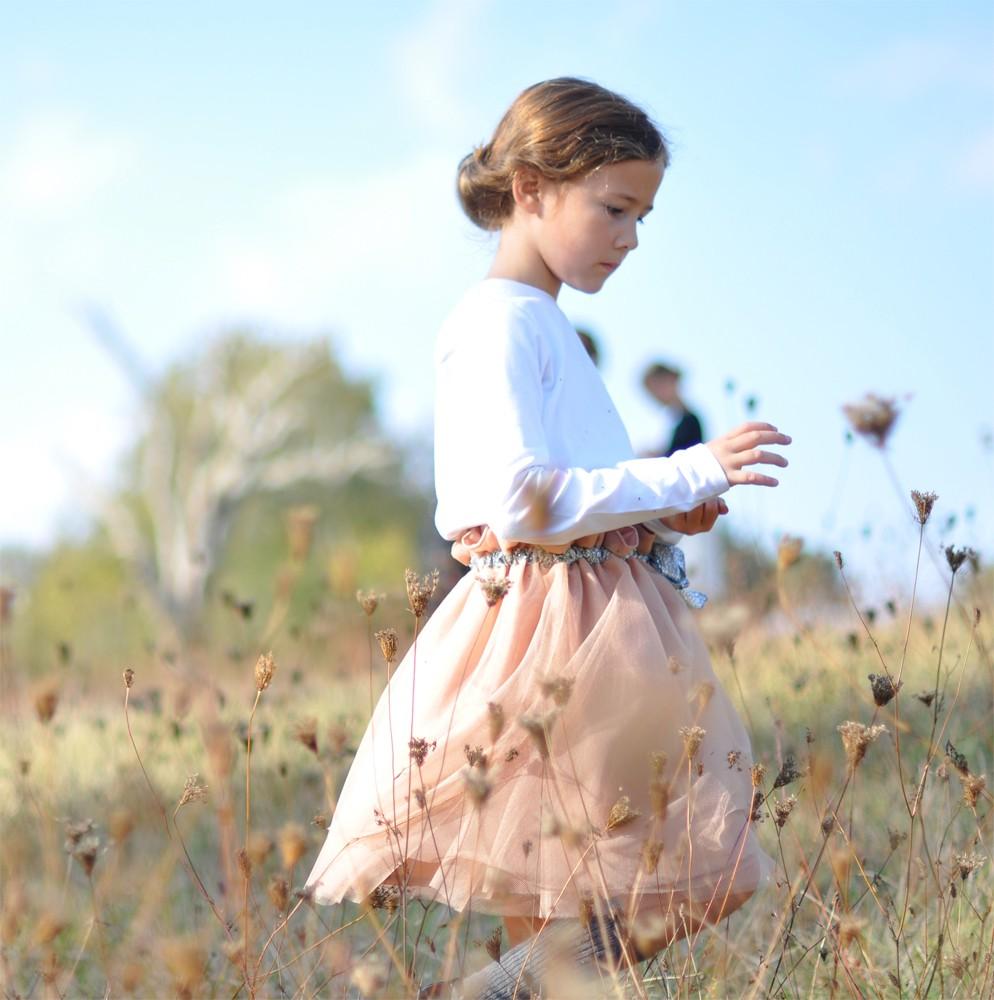 Jupon Scarlett // La petite Luce
