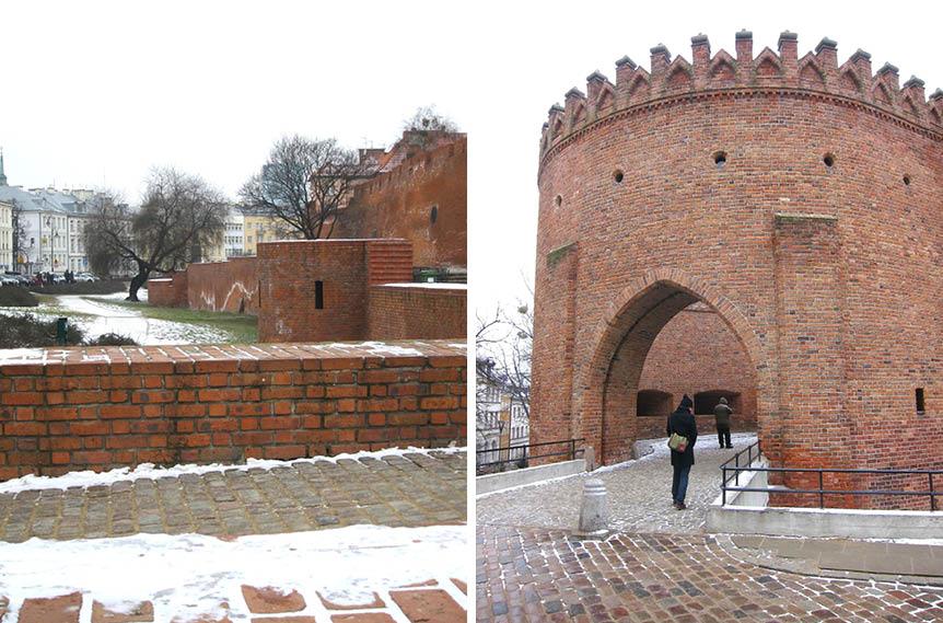 Varsovie // stare miasto