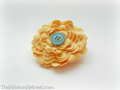 Ric-Rac-Flower