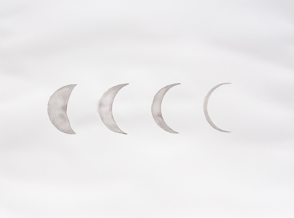 crecsent+moons // Stella Maria Baer