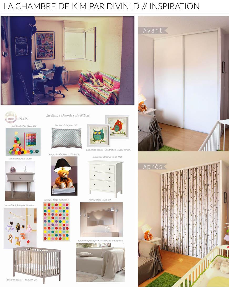La chambre de Kim ©divin'Id