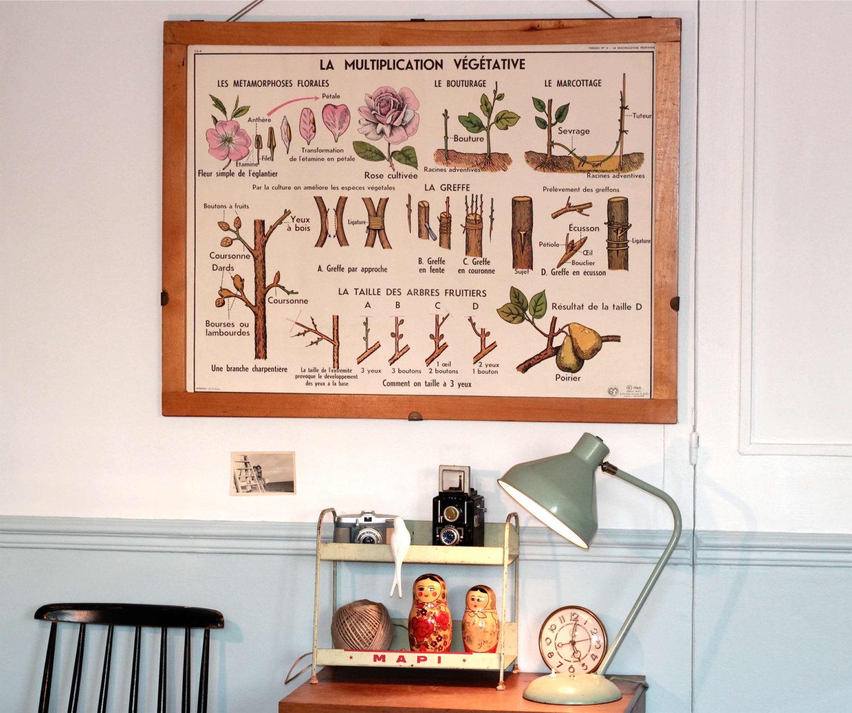 Les planches ducatives scolaires - Jacques bodoin la table de multiplication ...