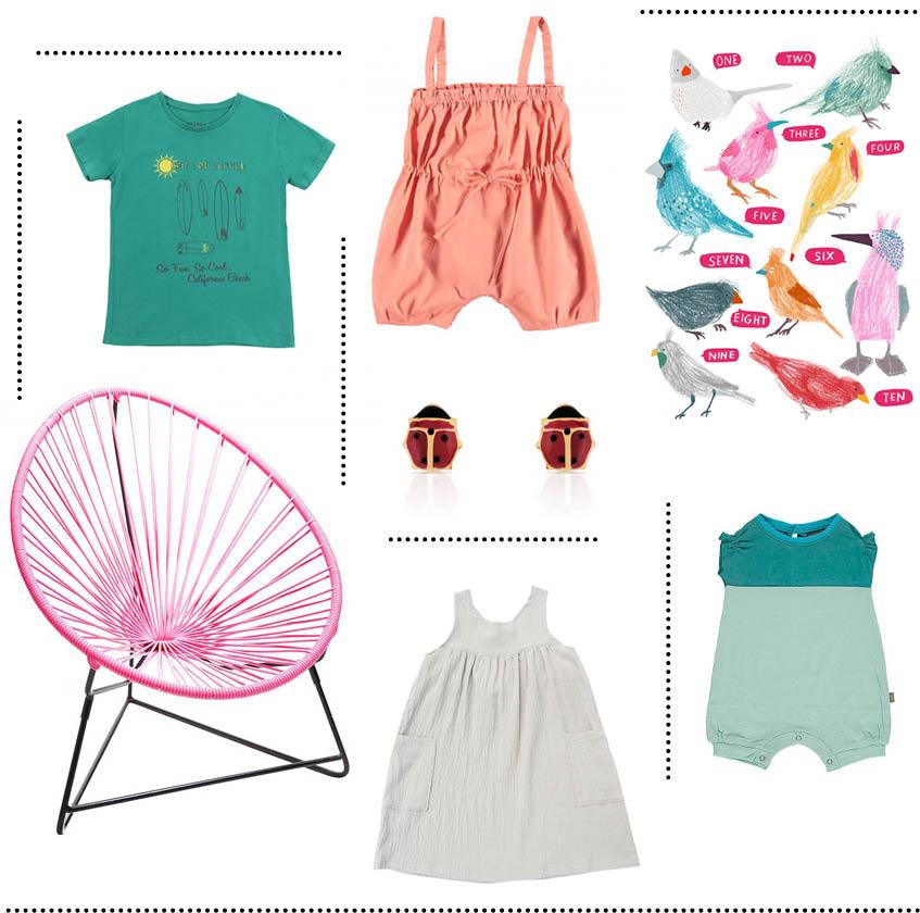 shopping printemps kids
