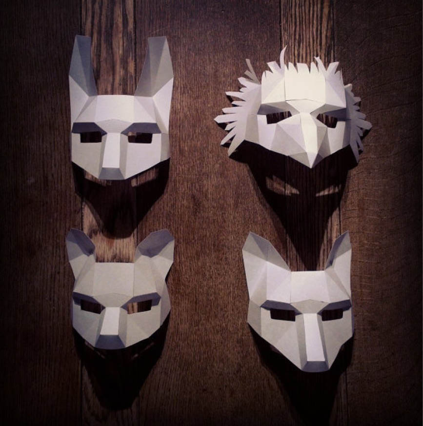 Wintercroft Masks