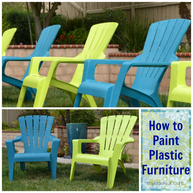 DIY-spray-painted-plastic-outdoor-chairs