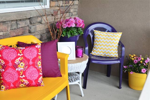 Porch makeover!