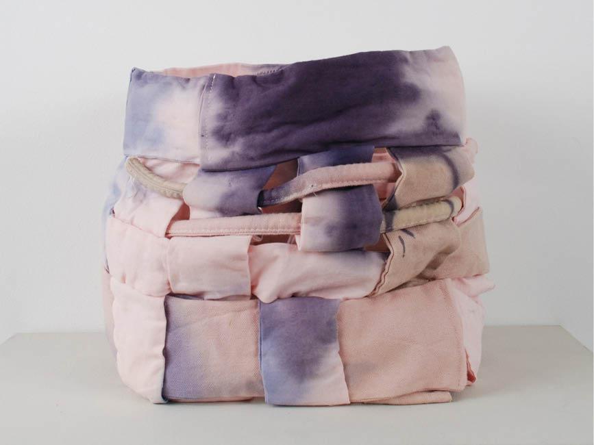 Wynne Greenwood fabric basket