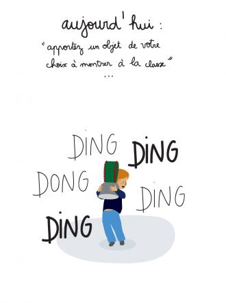 Petites histoires par Léone