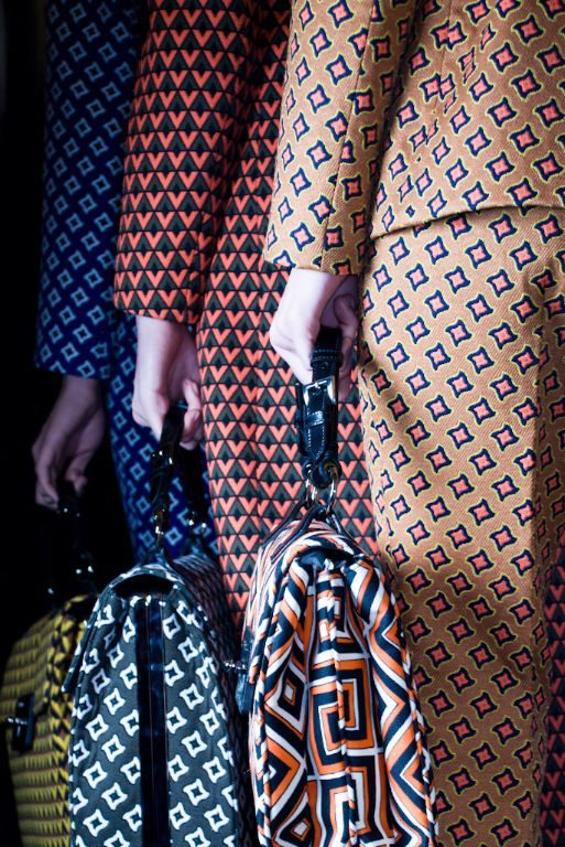 Milan, Fall/Winter 2012 Prada