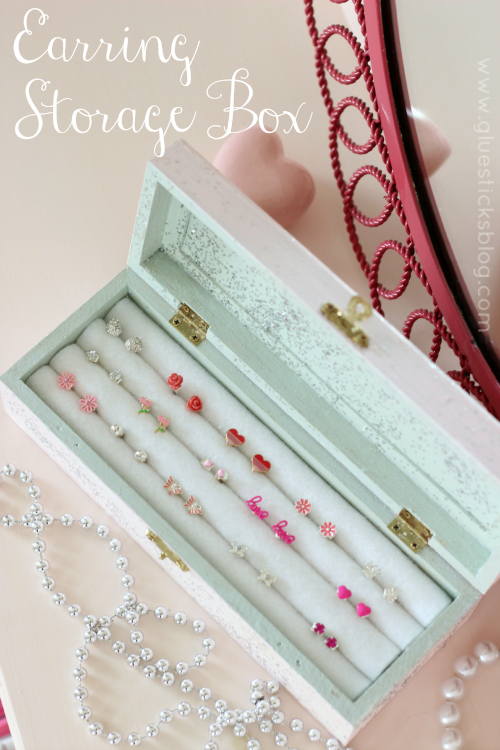 DIY-Earring-Storage-Box