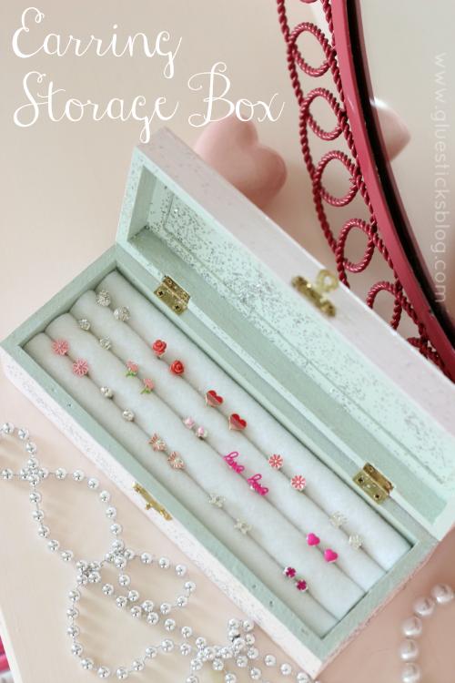 DIY-Earring-Storage-Box