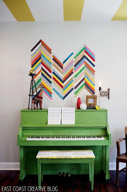 GREEN-PAINTED-PIANO-eastcoastcreative