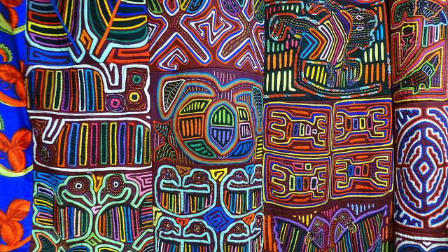 Molas-Panama-City par F. Delventhal
