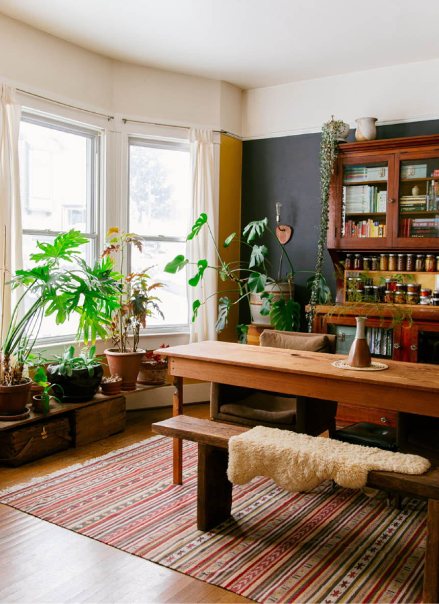 Rug In Kitchen Ideas